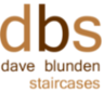 DBS Staircases kent logo